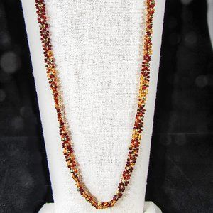 """32"""" beaded necklace"""
